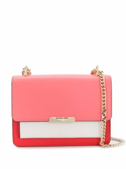 MICHAEL Michael Kors сумка на плечо Jade со вставками 30T9LJ4L9T813