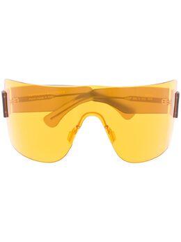 Retrosuperfuture солнцезащитные очки-визоры Arco H2P