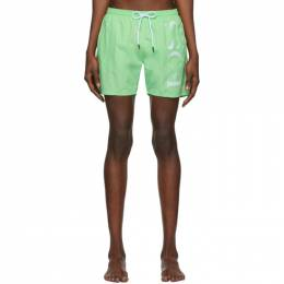 Boss Green Logo Swim Shorts 201085M20808702GB