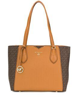 MICHAEL Michael Kors сумка-сэтчел с монограммой 30H9GM5T8B