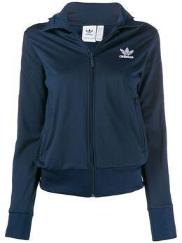 Adidas куртка на молнии с тремя полосками ED7517