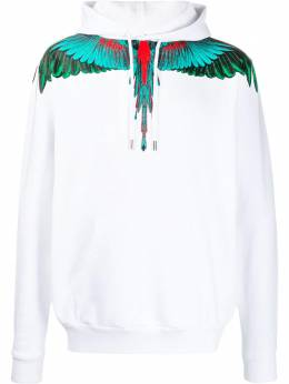Marcelo Burlon County Of Milan Wings hoodie CMBB007R20FLE002