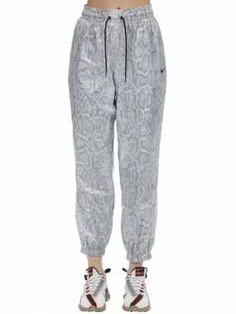 Nsw Python Print Nylon Track Pants Nike 70IGD2027-MTAw0