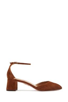 Коричневые туфли Capucine 50 Aquazzura 975167971