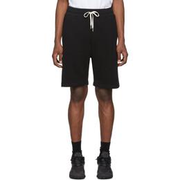 John Elliott Black Crimson Shorts 201761M19301803GB