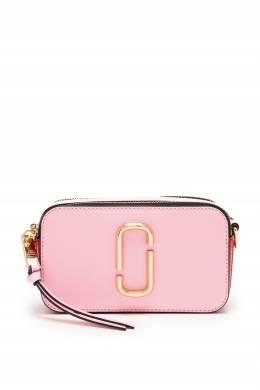 Компактная розовая сумка The Snapshot The Marc Jacobs 167168810