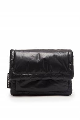 Черная кожаная сумка The Pillow The Marc Jacobs 167168780