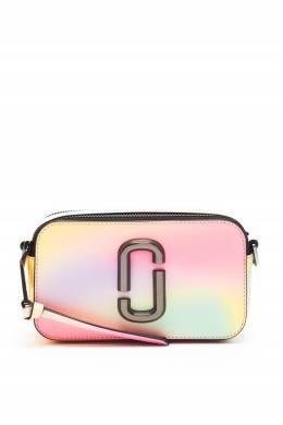 Разноцветная сумка The Snapshot Airbrush The Marc Jacobs 167168804
