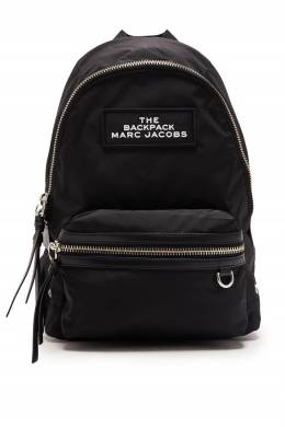 Черный рюкзак The Medium Backpack The Marc Jacobs 167168909