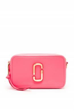 Ярко-розовая сумка-кроссбоди The Snapshot The Marc Jacobs 167168899