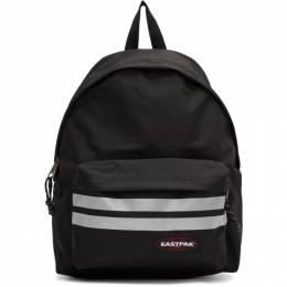 Eastpak Black Reflective Pakr Backpack EK62026Y
