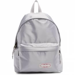 Eastpak Silver Padded Pakr Backpack EK62018Y