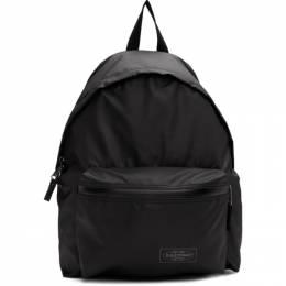 Eastpak Black Topped Padded Pakr Backpack EK62010W