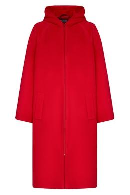 Красное пальто с капюшоном Balenciaga Man 2673169718