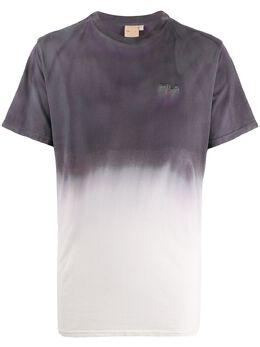 Fila футболка с эффектом градиента и принтом тай-дай FW19FFW021