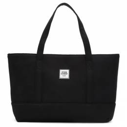 Opening Ceremony SSENSE Exclusive Black Mini Neoprene Tote F19ZEI17006