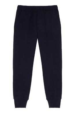 Синие спортивные брюки Il Gufo 1205170224