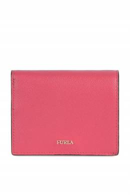Кошелек Babylon розового цвета Furla 1962169817