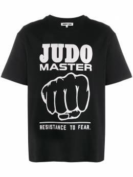 MCQ by Alexander McQueen футболка Judo Master 291571ROT12