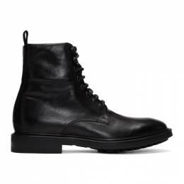 Paul Smith Black Arno Boots M1S-ANO01-ACARV