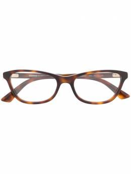 MCQ by Alexander McQueen очки в оправе 'кошачий глаз' MQ0238OP