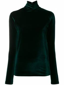 Haider Ackermann бархатный свитер 1842407155043
