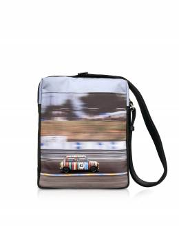 Mini Print Men's Flight Bag Paul Smith M1A 5944 AMINRC PRINTED