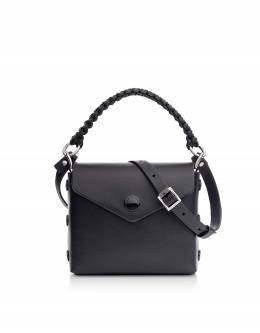 Micro Atlas Crossbody Bag Rag&Bone WHH19H1007DU07 BLK