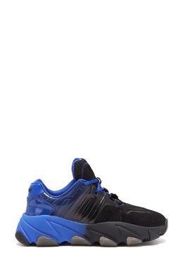 Кроссовки Extasy черного и синего цвета Ash 6171323
