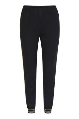 Черные брюки с лампасами Ermanno Scervino 1328171788