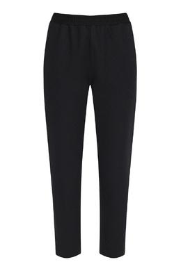 Черные трикотажные брюки с лампасами Ermanno Scervino 1328171793