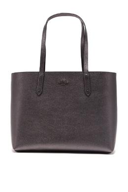 Черная сумка Central Tote Coach 2219172987
