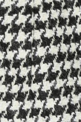 Брюки с узором «гусиная лапка» Ermanno Scervino 1328171950