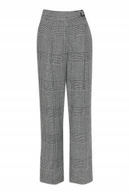 Свободные брюки с узором в клетку Ermanno Scervino 1328171933