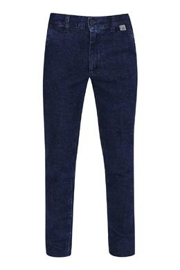 Прямые синие джинсы Il Gufo 1205172555