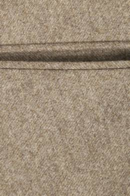 Бежевые брюки из шерсти Incotex 3114173423