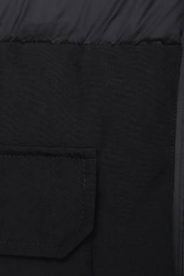 Черная куртка с пуховой подкладкой Il Gufo 1205172546