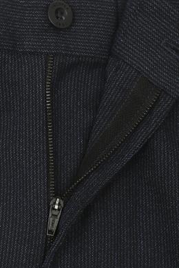 Синие брюки Incotex 3114173437
