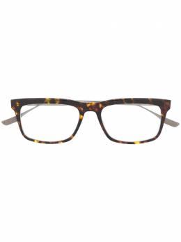 Dita Eyewear солнцезащитные очки Staklo в прямоугольной оправе DTX130