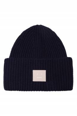Синяя шапка Pansy N Face Acne Studios 876171492