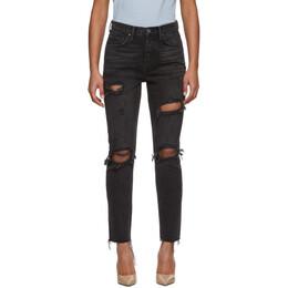 Grlfrnd Black Karolina Jeans GF4004174N-S17