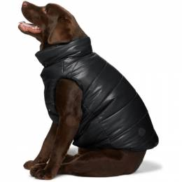 Moncler Genius Black Poldo Dog Couture Edition Insulated Jacket 00854 - 00 - 68950