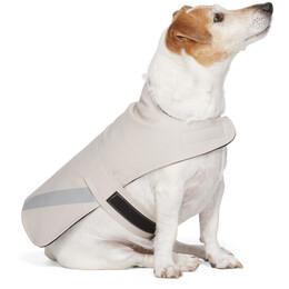 Stutterheim SSENSE Exclusive Beige PVC Lightweight Dog Raincoat Dog Raincoat
