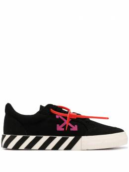 Off-White LOW VULCANIZED BLACK VIOLET OMIA085R20D330501029