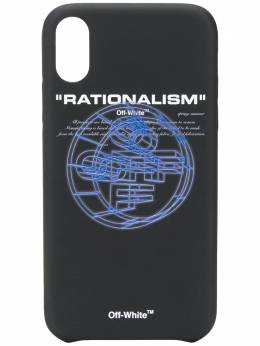 Off-White Rationalism iPhone XR case OMPA012R202940031088