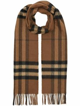 Burberry The Classic Check cashmere scarf 8019756