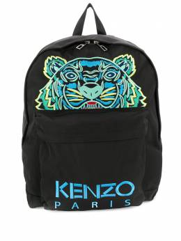 Kenzo embroidered tiger logo backpack F955SF306F20