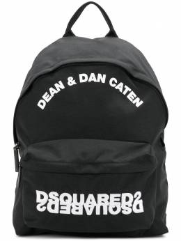 Dsquared2 embroidered backpack BPM000411701117