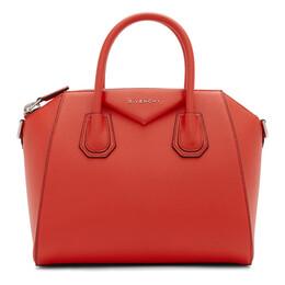 Givenchy Red Small Antigona Bag BB05117012