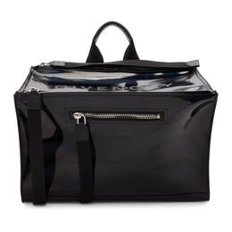 Givenchy Black Iridescent Pandora Messenger Bag BK5006K0V7